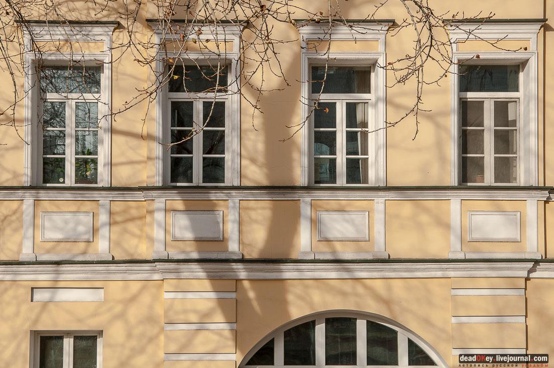 улица Школьная (1-я Рогожская улица), г. Москва, Рогожская слобода