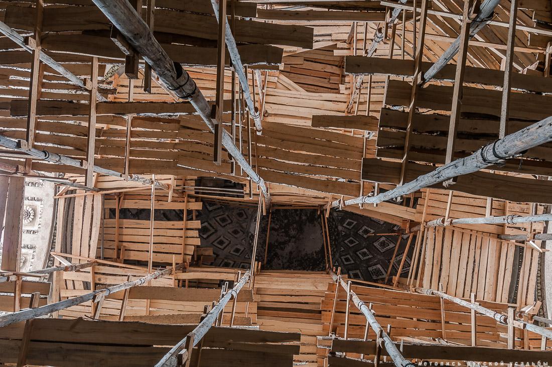 Интерьеры Борисоглебского собора в Торжке, Тверская область, арх. Н.А. Львов, Екатерина II, Борисоглебский монастырь