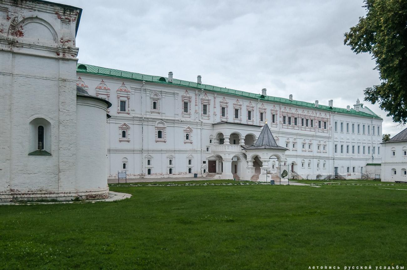 Усадебный экспресс. Рязань. Дом-музей Павлова. Рязанский Кремль.